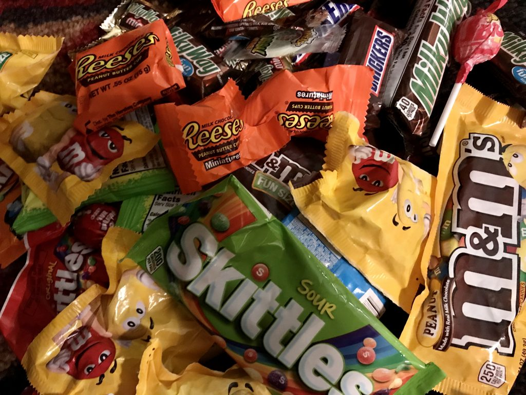 Top 8 Ways to Get Rid of Extra Halloween Candy