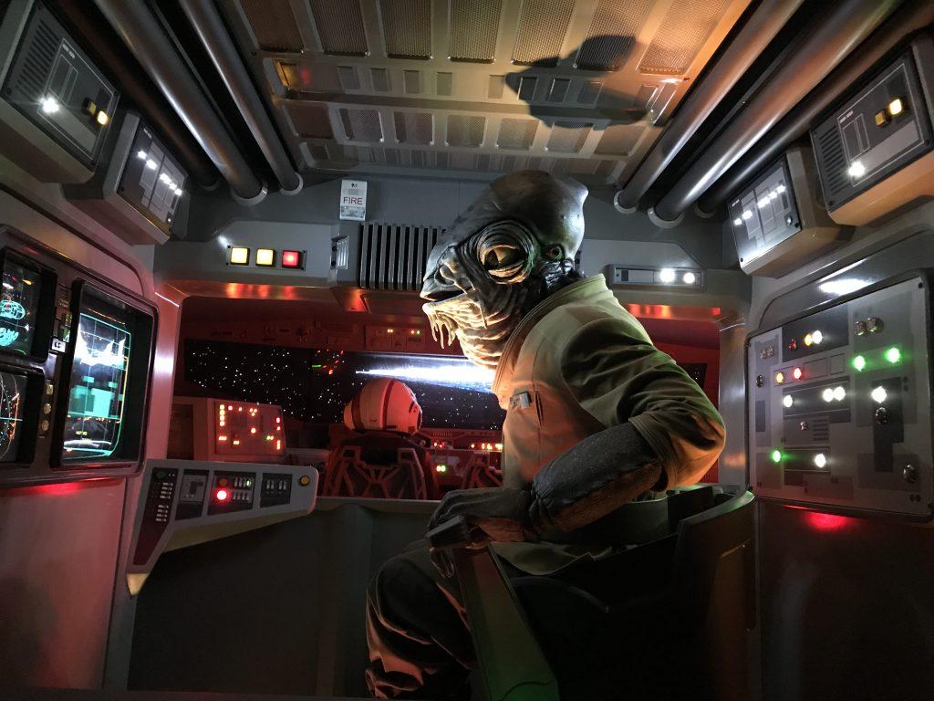 Lieutenant Bek Rise of the Resistance