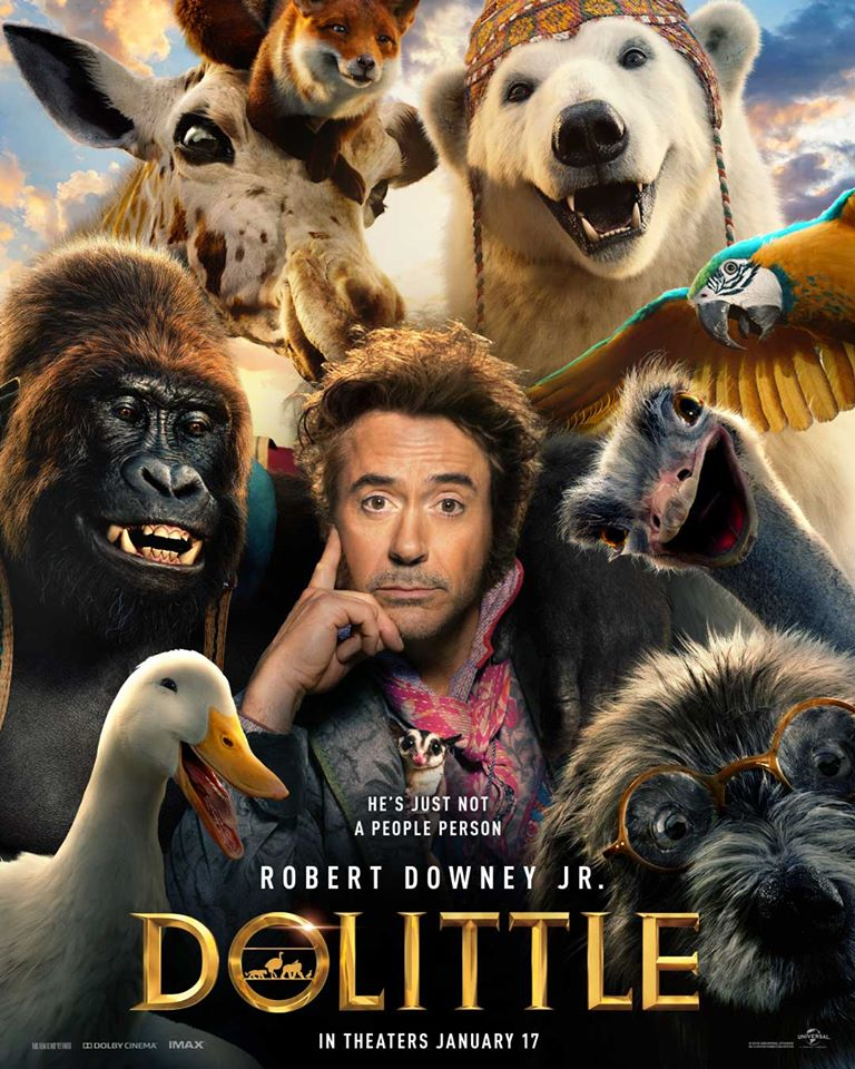 Free Dolittle Movie Tickets