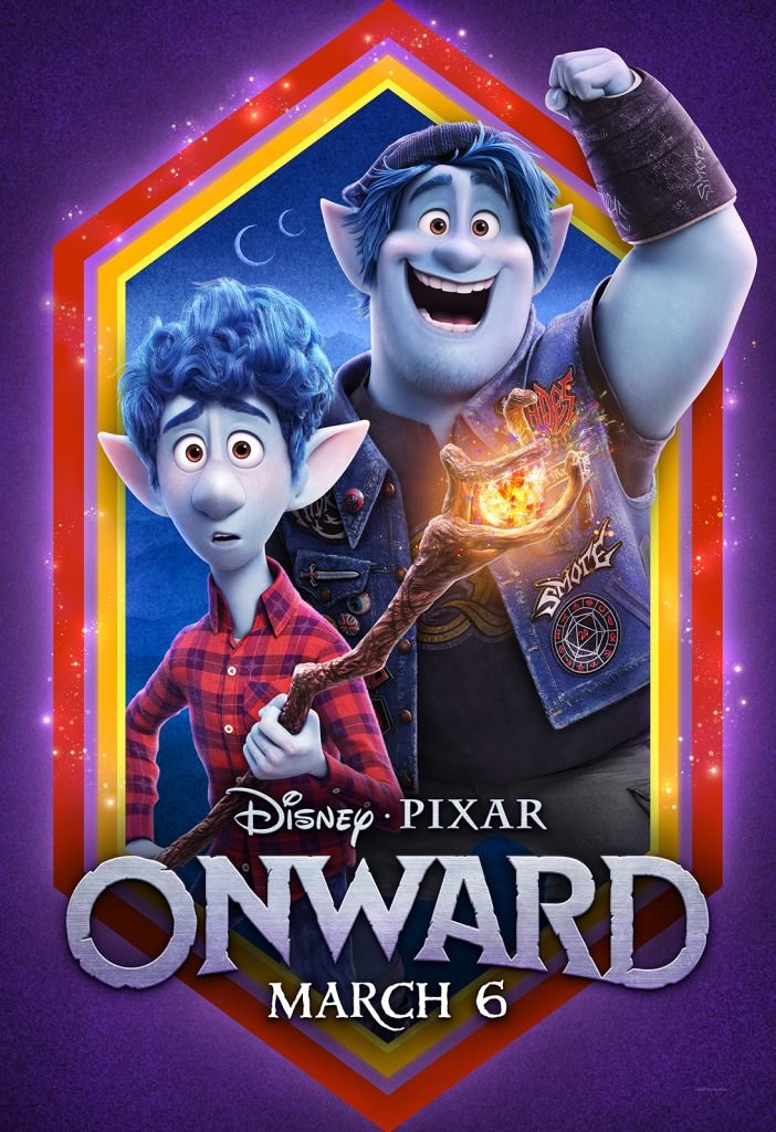 Free Disney Pixar ONWARD Movie Ticket Giveaway