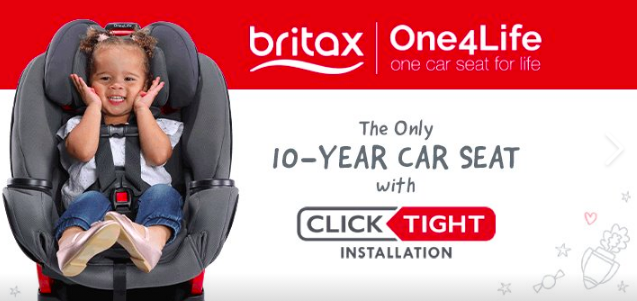 Britax One4Life car seat giveaway
