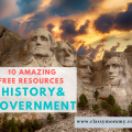 10 Awesome Free History and Government Remote Learning Materials