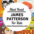 Top 5 Best James Patterson Books that Kids Love