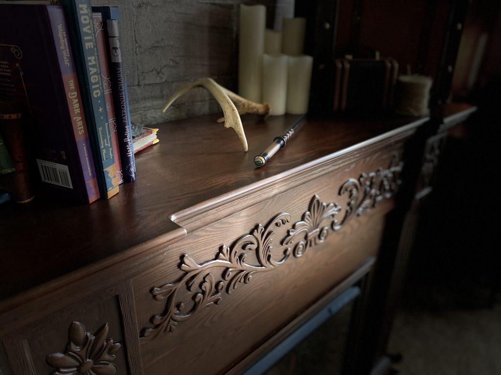 Harry Potter fireplace