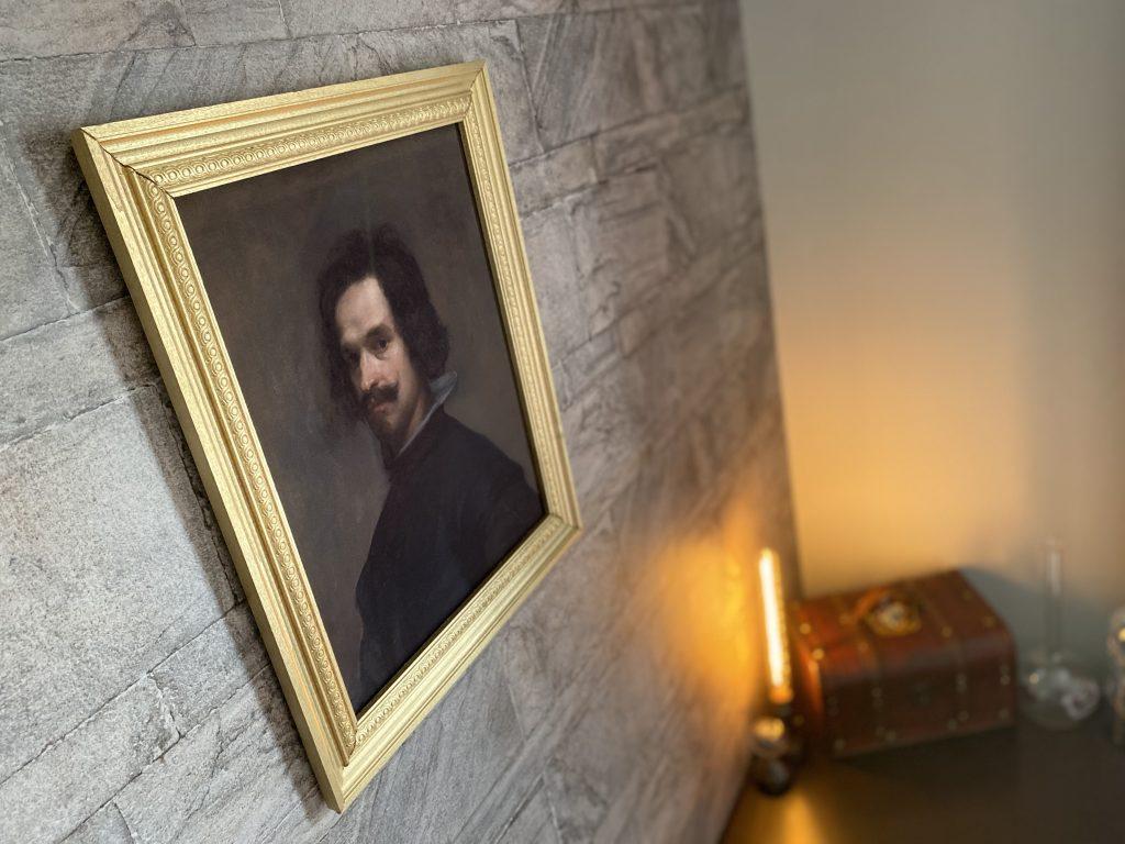 Harry Potter DIY portraits