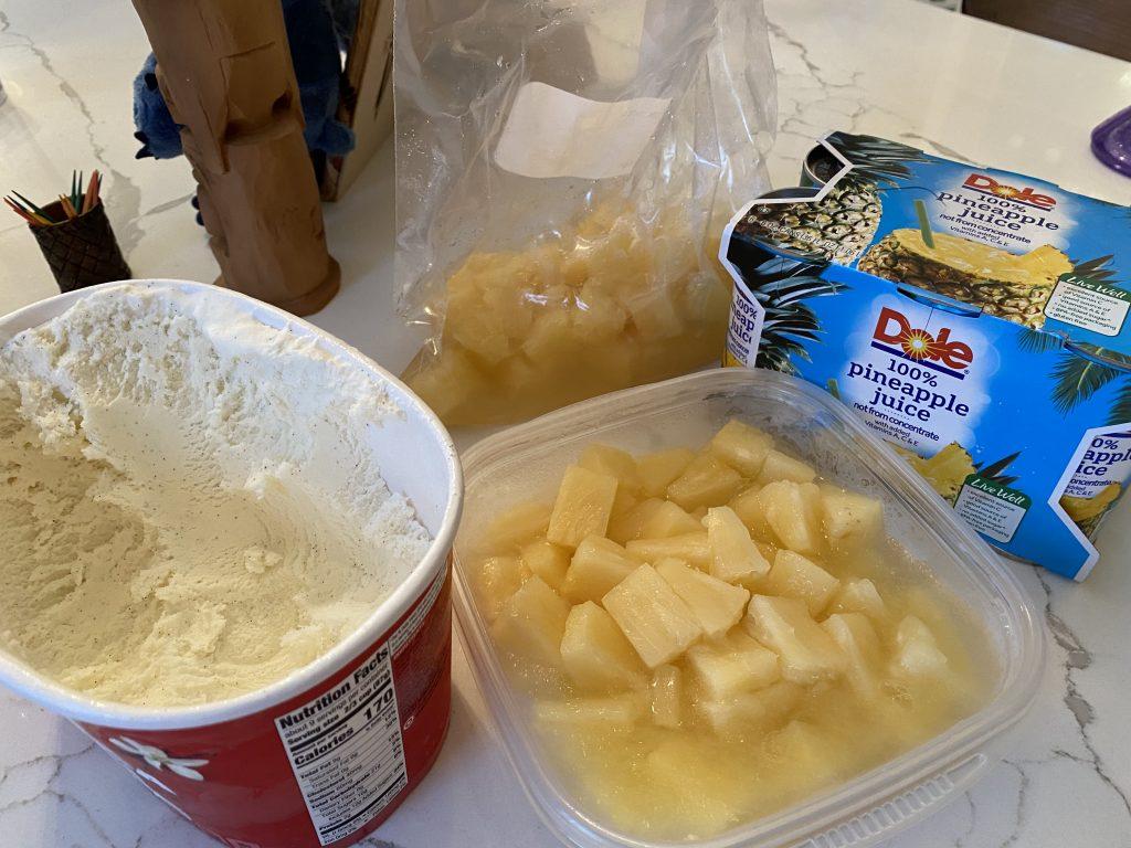 3 Ingredient Copycat Dole Whip Recipe