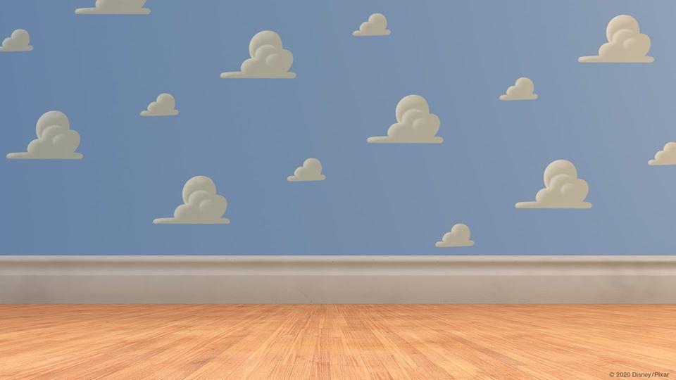 Free Disney Pixar Zoom Backgrounds