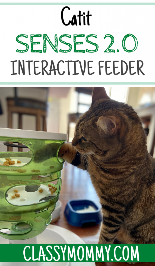 Catit Food Tree Interactive cat feeder