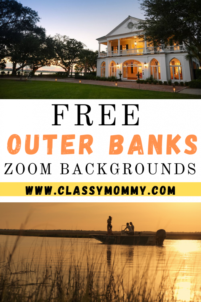 3 Free Outer Banks Zoom Backgrounds