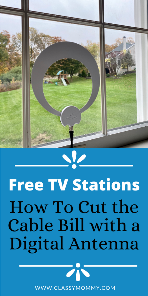How To Cut the Cable Bill with a Digital Antenna