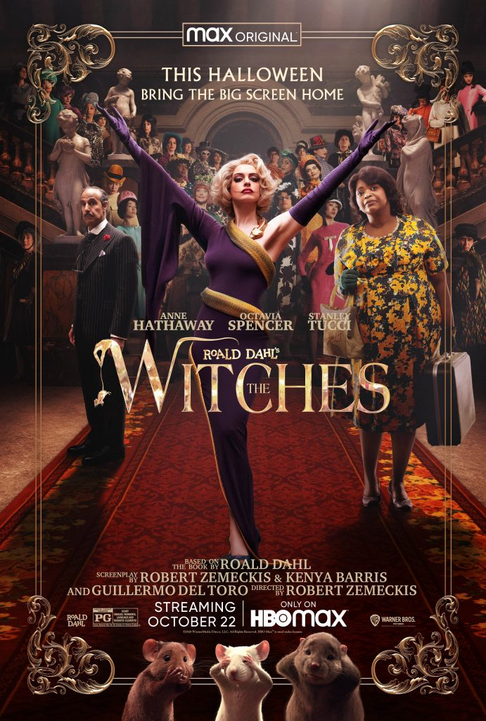 The Witches HBO Max Movie Poster