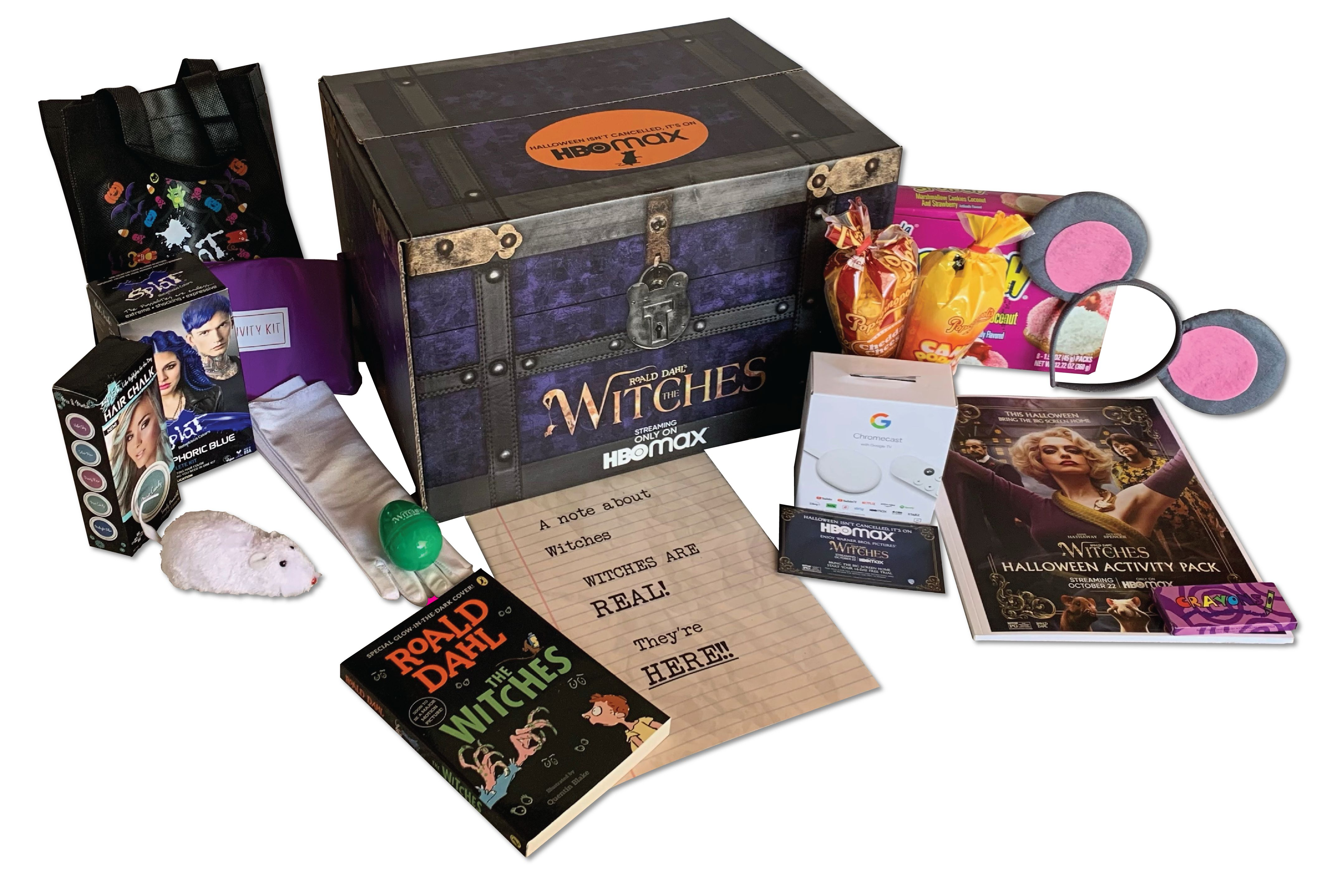 Roald Dahl's The Witches Giveaway