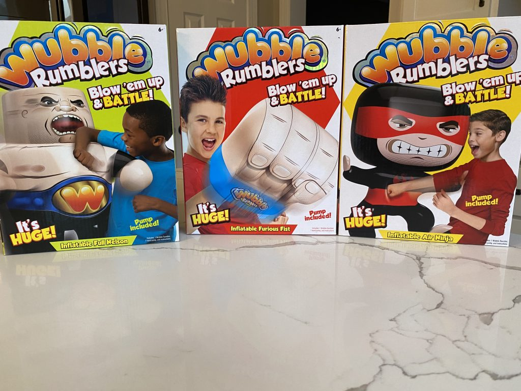 Wubble Rumblers and Wubble Marbles Review
