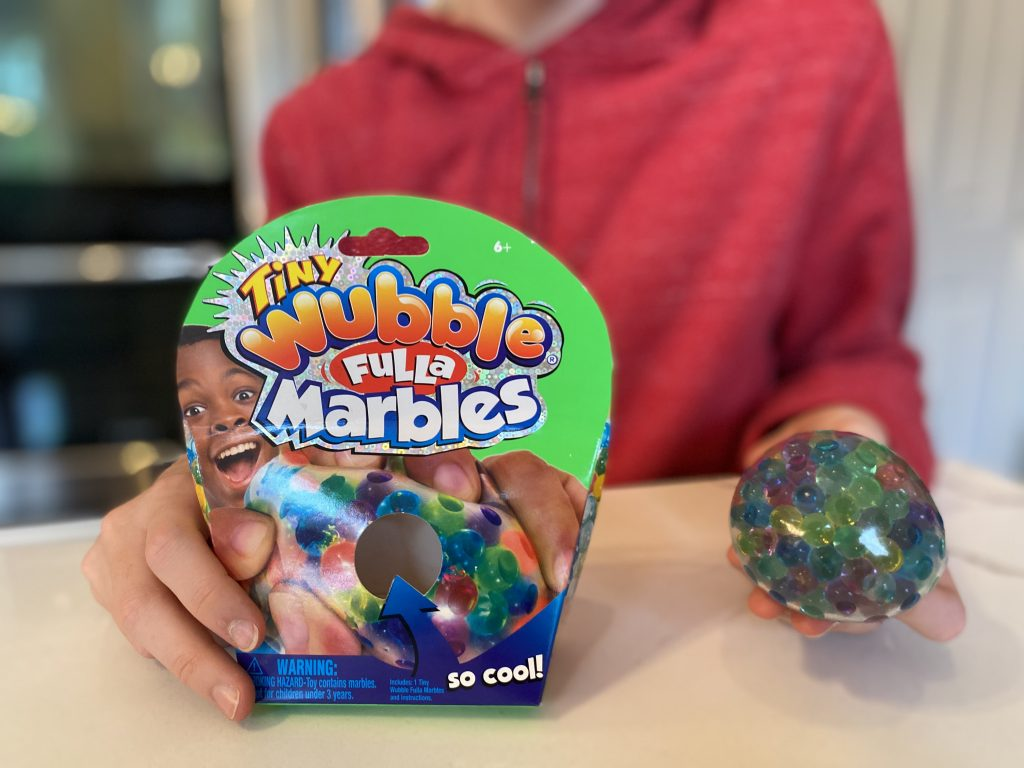 Wubble Marbles Review
