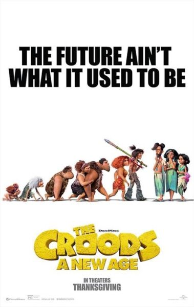 THE CROODS A NEW AGE Fandango Gift Code Giveaway