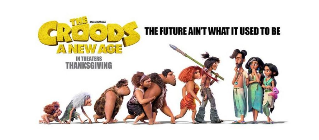 THE CROODS: A NEW AGE Fandango Gift Code Giveaway