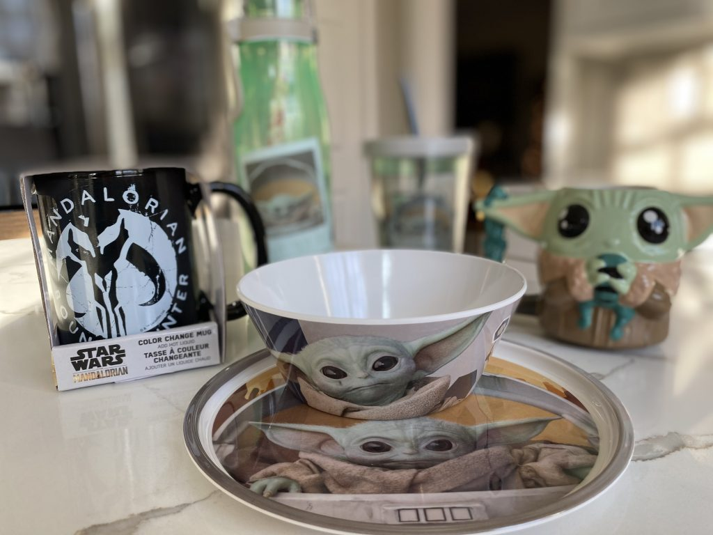Star Wars Mandalorian Mugs and More from Zak Designs