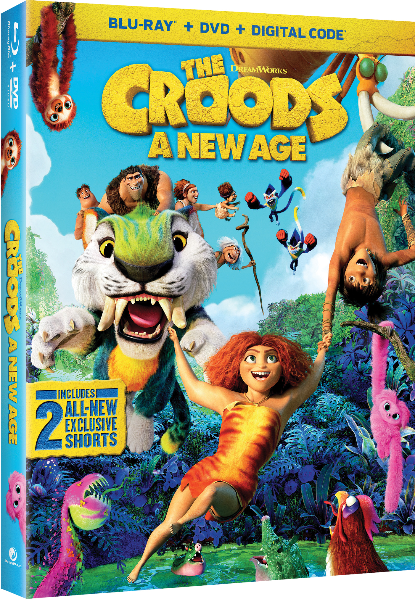 THE CROODS: A NEW AGE Digital Giveaway