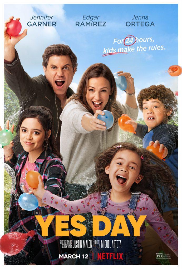 YES DAY Free Advance Screening Movie Pass
