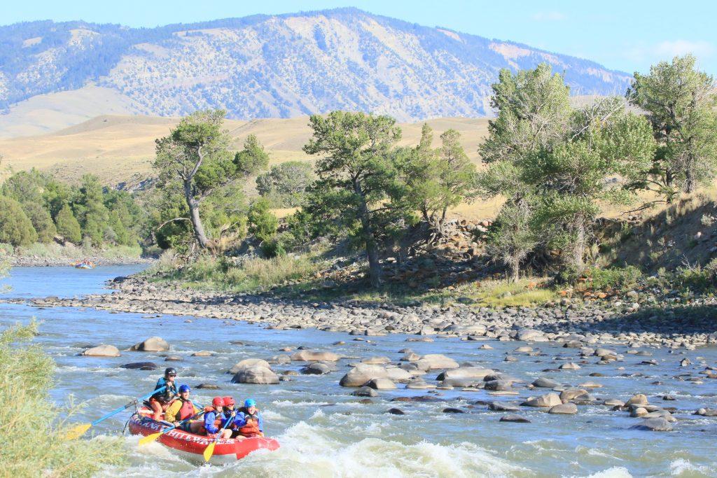 Sample Yellowstone and Grand Teton Itinerary from Bozeman Montana